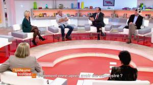 Sophie Davant dans Toute une Histoire - 04/12/14 - 18