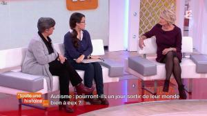 Sophie Davant dans Toute une Histoire - 09/12/14 - 02