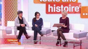 Sophie Davant dans Toute une Histoire - 09/12/14 - 03