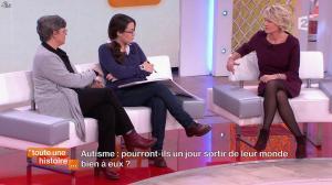Sophie Davant dans Toute une Histoire - 09/12/14 - 04