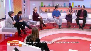 Sophie Davant dans Toute une Histoire - 09/12/14 - 05
