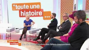Sophie Davant dans Toute une Histoire - 25/11/14 - 10