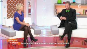 Sophie Davant dans Toute une Histoire - 25/11/14 - 11