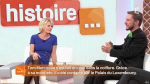 Sophie Davant dans Toute une Histoire - 25/11/14 - 12