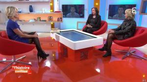 Sophie Davant dans Toute une Histoire - 25/11/14 - 20