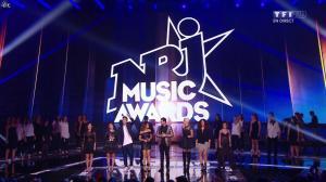 Tal, Elisa Tovati, Camille Lou et Joyce Jonathan dans NRJ Music Awards - 13/12/14 - 01