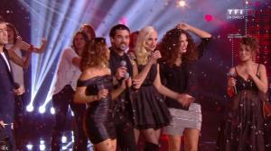 Tal, Elisa Tovati et Camille Lou dans NRJ Music Awards - 13/12/14 - 11