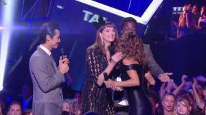 Tal et Frédérique Bel dans NRJ Music Awards - 13/12/14 - 05