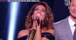 Tal dans les Coulisses des NRJ Music Awards - 19/12/14 - 07