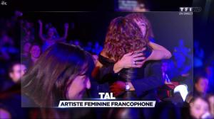 Tal dans NRJ Music Awards - 13/12/14 - 01
