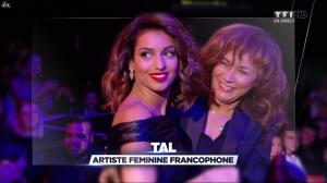 Tal dans NRJ Music Awards - 13/12/14 - 03