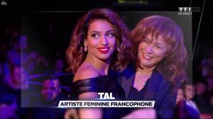 Tal dans NRJ Music Awards - 13/12/14 - 03