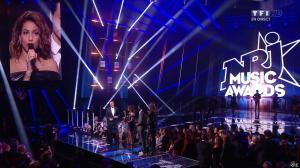 Tal dans NRJ Music Awards - 13/12/14 - 17