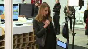 Valérie Amarou dans le Live d'Osons la France - 01/12/14 - 04