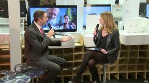 Valérie Amarou dans le Live d'Osons la France - 01/12/14 - 05