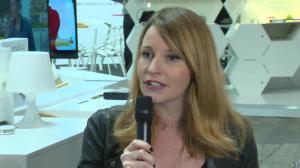 Valérie Amarou dans le Live d'Osons la France - 01/12/14 - 06