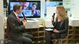 Valérie Amarou dans le Live d'Osons la France - 01/12/14 - 09