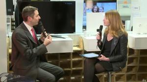 Valérie Amarou dans le Live d'Osons la France - 01/12/14 - 10