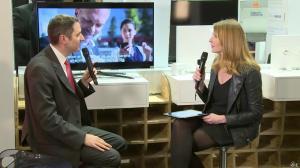 Valérie Amarou dans le Live d'Osons la France - 01/12/14 - 11