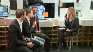 Valérie Amarou dans le Live d'Osons la France - 01/12/14 - 12