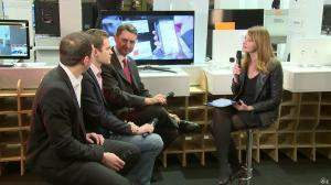 Valérie Amarou dans le Live d'Osons la France - 01/12/14 - 13