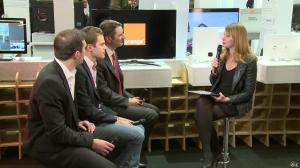 Valérie Amarou dans le Live d'Osons la France - 01/12/14 - 14