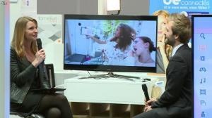Valérie Amarou dans le Live d'Osons la France - 01/12/14 - 16