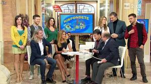 Adriana Volpe dans I Fatti Vostri - 07/01/16 - 02