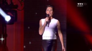 Alessandra Sublet dans Bercy Fête ses 30 Ans - 04/12/15 - 03