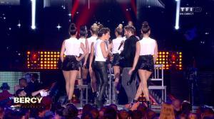 Alessandra Sublet dans Bercy Fête ses 30 Ans - 04/12/15 - 09