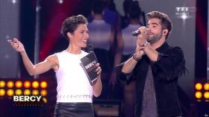 Alessandra Sublet dans Bercy Fete ses 30 Ans - 04/12/15 - 11