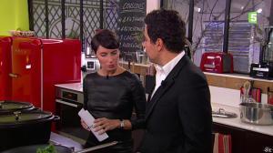 Alessandra Sublet dans C à Vous - 28/11/12 - 01