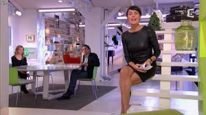 Alessandra Sublet dans C à Vous - 28/11/12 - 04
