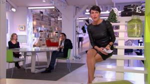 Alessandra Sublet dans C à Vous - 28/11/12 - 06