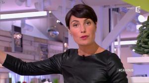Alessandra Sublet dans C à Vous - 28/11/12 - 12