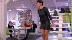 Alessandra Sublet dans C à Vous - 28/11/12 - 14