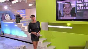 Alessandra Sublet dans C à Vous - 28/11/12 - 15
