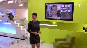 Alessandra Sublet dans C à Vous - 28/11/12 - 16
