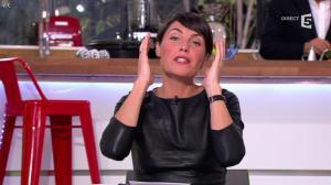 Alessandra Sublet dans C à Vous - 28/11/12 - 19