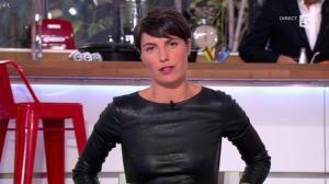Alessandra Sublet dans C à Vous - 28/11/12 - 21