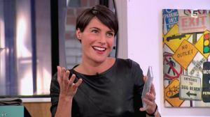 Alessandra Sublet dans C à Vous - 28/11/12 - 31