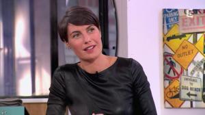Alessandra Sublet dans C à Vous - 28/11/12 - 33