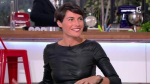 Alessandra Sublet dans C à Vous - 28/11/12 - 40