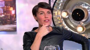 Alessandra Sublet dans C à Vous - 28/11/12 - 56
