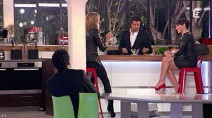 Alessandra Sublet et Céline Dion dans C à Vous - 28/11/12 - 30