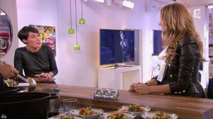 Alessandra Sublet et Céline Dion dans C à Vous - 28/11/12 - 36