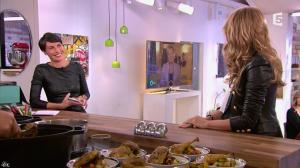 Alessandra Sublet et Céline Dion dans C à Vous - 28/11/12 - 39
