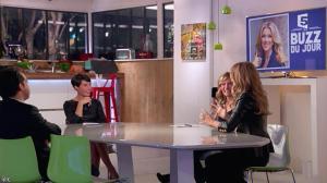 Alessandra Sublet et Céline Dion dans C à Vous - 28/11/12 - 41