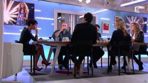 Alessandra Sublet et Céline Dion dans C à Vous - 28/11/12 - 49
