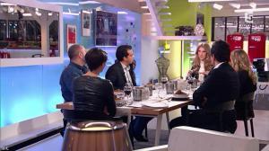 Alessandra Sublet et Céline Dion dans C à Vous - 28/11/12 - 51
